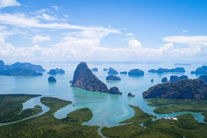 Phang Nga Bay Sea Cave Canoeing & James Bond Island by Private Speedboat Charter photo 1
