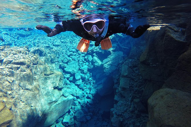 3 Day Adventure Tour:Snorkeling, Glacier hike, South Coast & Golden Circle photo 1