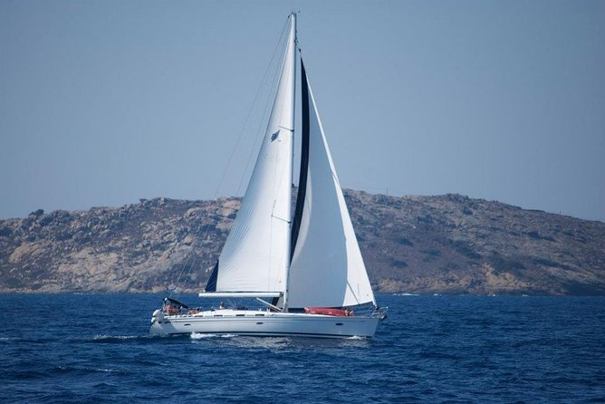 Super Yacht Sailing Cruise From Mykonos