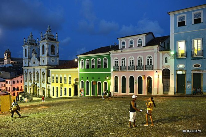 Discovery of Salvador da Bahia - Full Day with LUNCH