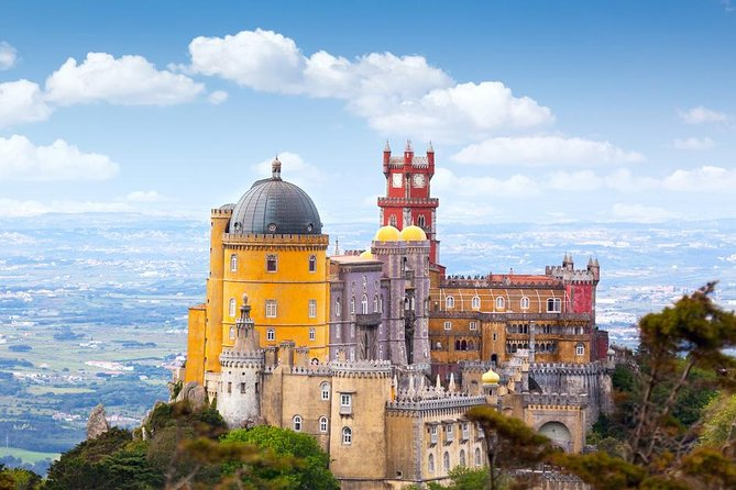 Day tour to Sintra and Cascais