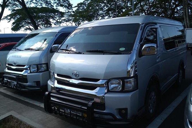 Palawan Transfers between El Nido and Puerto Princesa