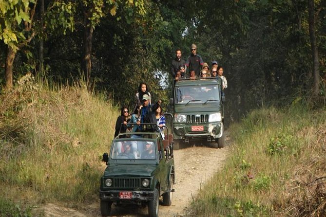 Chitwan Jeep Safari