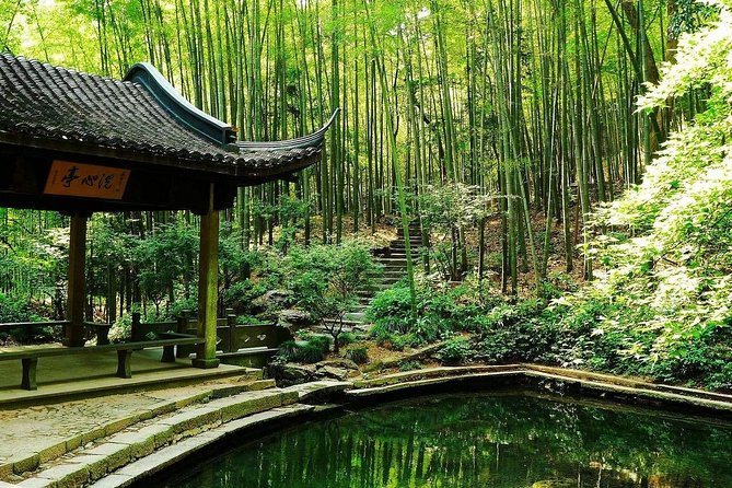 Yunxi Bamboo Forest and West Lake Private Day Tour with Tea Plantation Experience