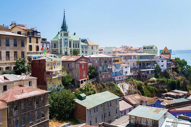 Valparaiso, Casablanca Valley and Viña del Mar