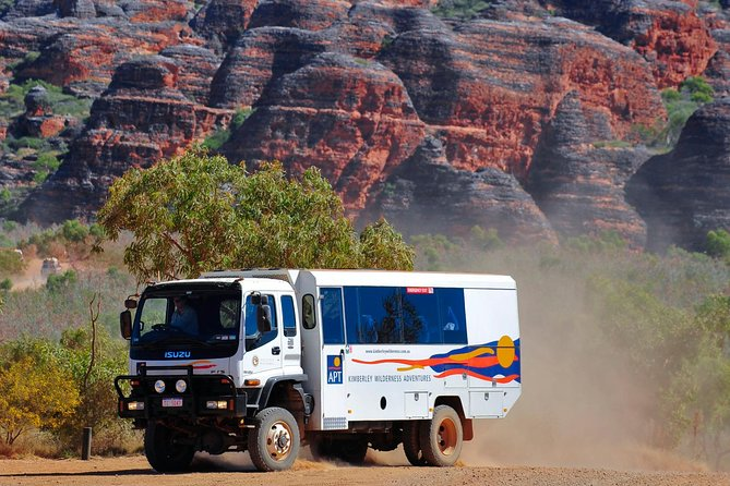 APT Kimberley Wilderness Adventures Purnululu (Bungle Bungle) 4WD Experience