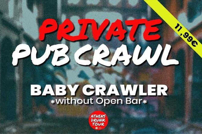 Baby Crawler Private Pub Crawl
