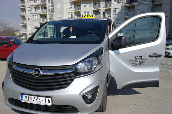 ZAGREB TAXI & TRANSFERS to/from airport
