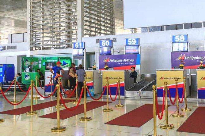 MANILA AIRPORT TRANSFER TO HOTELS in PASAY, MAKATI, BGC, MANILA (6-8 PEOPLE)