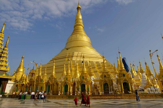 A Day Tour around Yangon