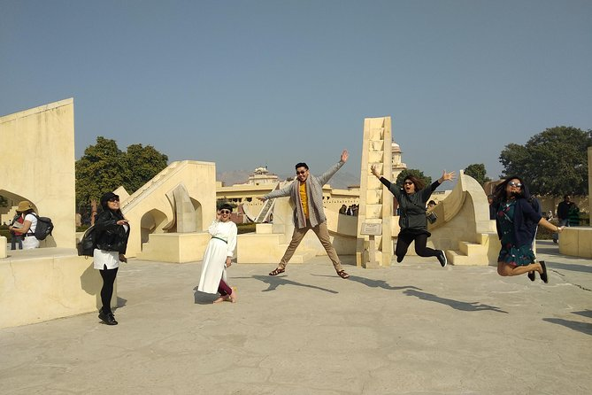 Jaipur Full Day Tour With Pink City Guide