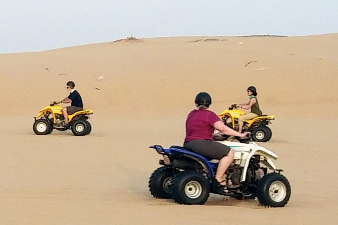 Desert Safari Red Dunes Dubai With 4x4 Atv Quad Bike 30 Min And Dinner Live Show