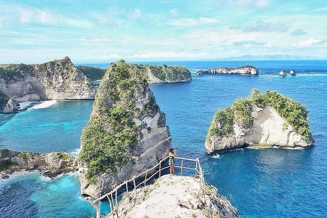 Private tour : East of Nusa Penida Day Tour All-inclusive