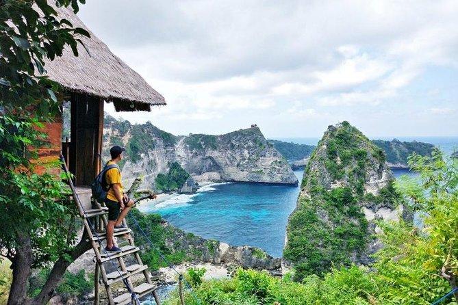 Private tour : East of Nusa Penida Day Tour All-inclusive