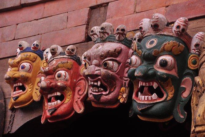 Kathmandu Sightseeing Day Tour (A full day tour of Kathmandu)