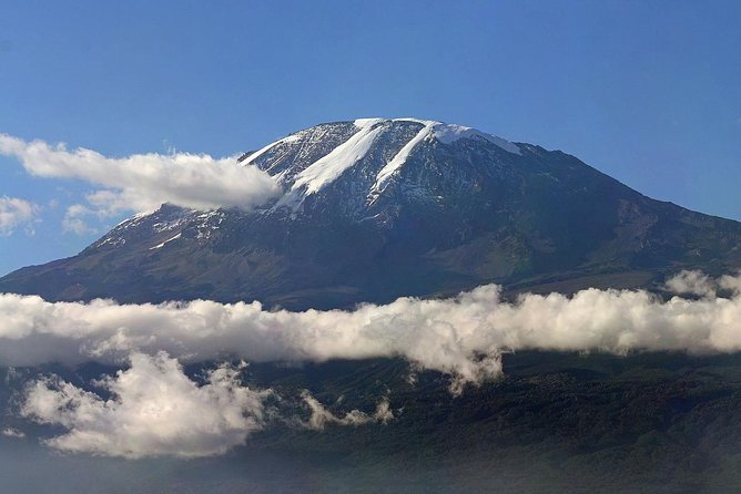 Kilimanjaro 5 to 6 Days Trek VIA Marangu Route