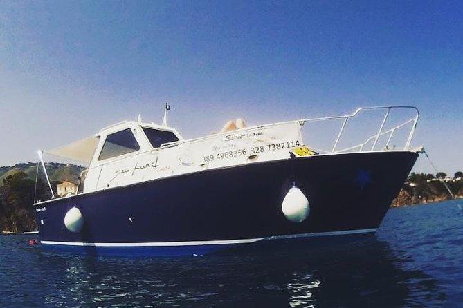 Boat trip to Cefalú