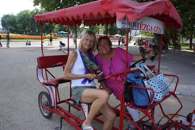 All-Day (7 hours) PRIVATE City Tour of Budapest With Lunch And Cruise