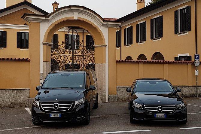 "Lake Como, Private Transfer ""Malpensa Airport to Como"""