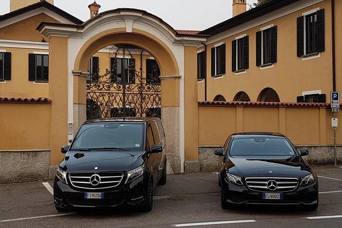 """Lake Como, Private Transfer """"Malpensa Airport to Bellagio"""""""