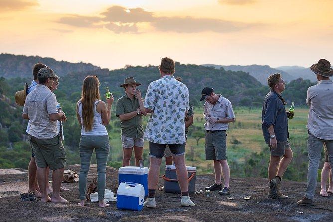 7 Day Camping safari Hwange National Park and Matobo National Park