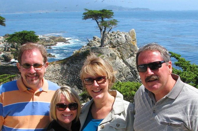Discover Monterey, Carmel, the 17-Mile Drive & the stunning scenery of Hwy 1