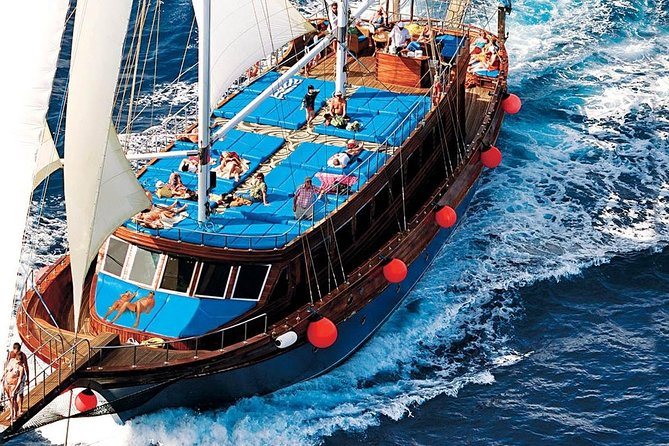 Excursion with the Pirates Boat from Sharm el Sheikh