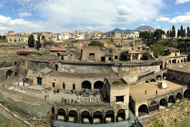 Transfer from Naples to Praiano (or reverse) via Ercolano 2hr photo 6