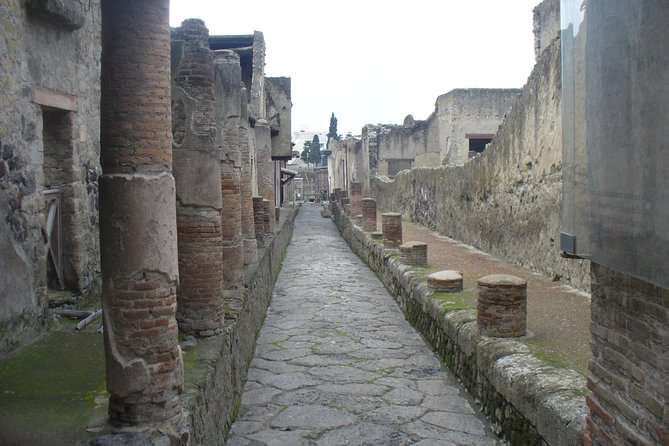 Transfer from Naples to Praiano (or reverse) via Ercolano 2hr photo 11