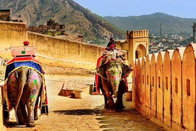 Five-Day Private Golden Triangle Tour (Delhi Agra and Jaipur) From New Delhi