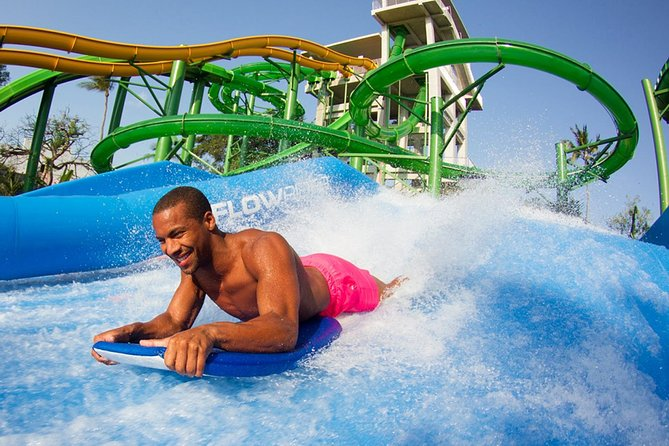 Waterbom Park Bali Ticket with Hotel Transfer