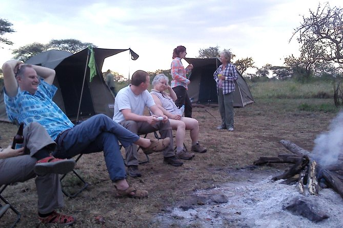 7 Days Best of Tanzania Camping Safari
