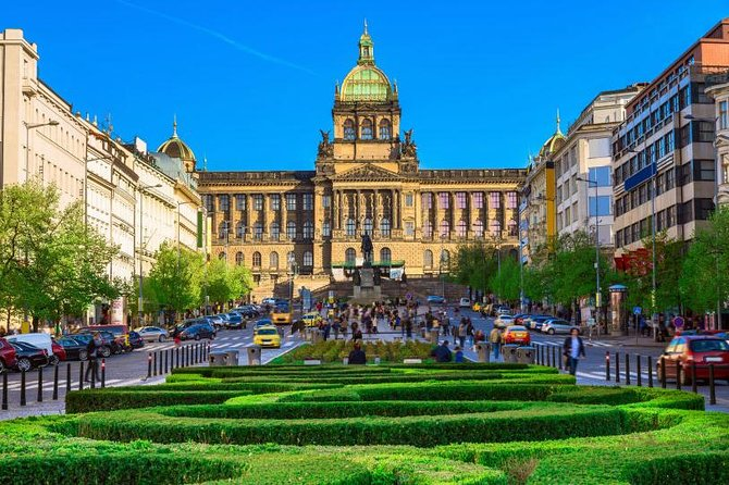 Guided Walking Tour of Prague