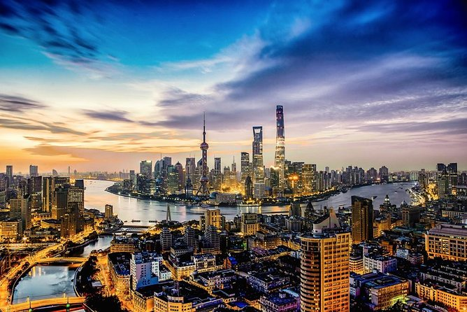 Private/Small group Half Day New In Shanghai