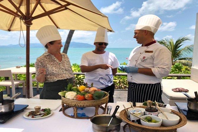 Thai Cooking Class at Melati Beach Resort & Spa