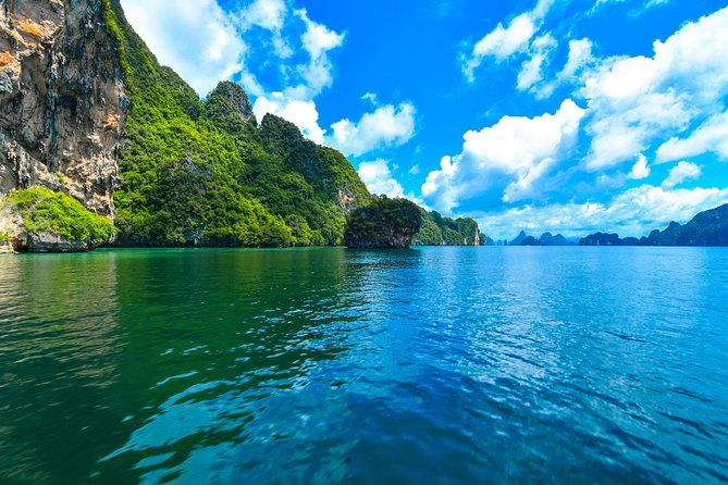 Phang Nga Bay Sea Cave Canoeing & James Bond Island by Private Speedboat Charter photo 10