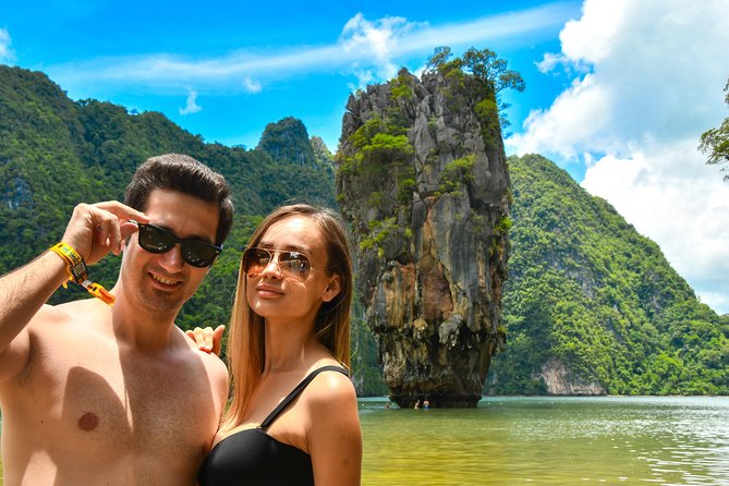 Phang Nga Bay Sea Cave Canoeing & James Bond Island by Private Speedboat Charter photo 11