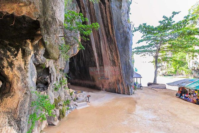 Phang Nga Bay Sea Cave Canoeing & James Bond Island by Private Speedboat Charter photo 7