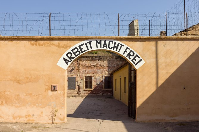 Excursion to the Terezín Concentration Camp