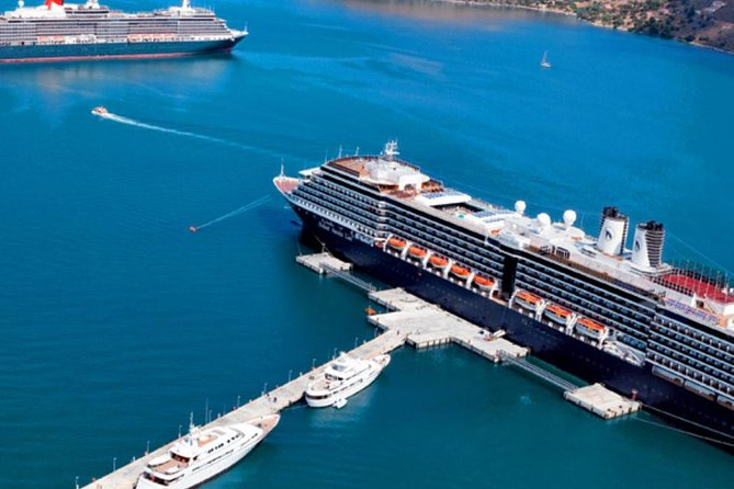 Private Shorex: Exclusive for Cruise Ship Visitors from Argostoli Port