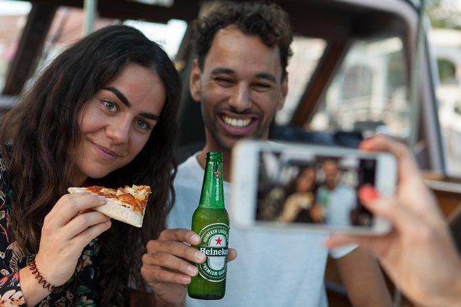 Amsterdã supereconômica: Heineken Experience e Cruzeiro com pizzas nos canais