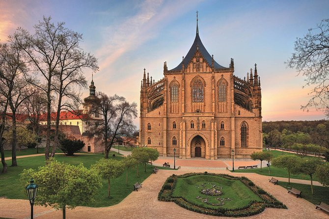 Kutná Hora and the Chapel of the Bones