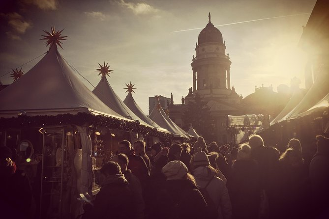 Magical Christmas Markets Weekend Tour, Berlin & Dresden