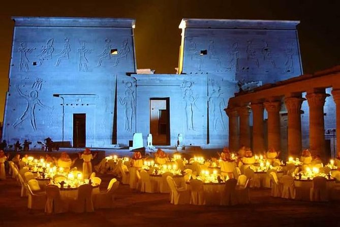 Sound and Light Show at Philae Temple photo 1