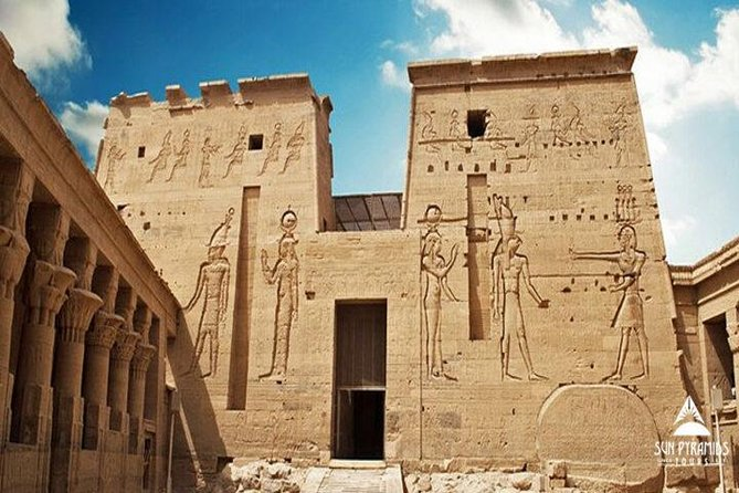 Half Day Tour to Philae Temple