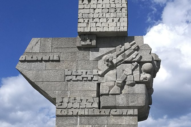 Private WW2 Tour of Westerplatte,Gdansk and Stutthof Including Lunch