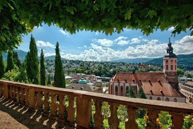 The best in Baden-Baden surroundings and Black Forest. Start from Baden-Baden