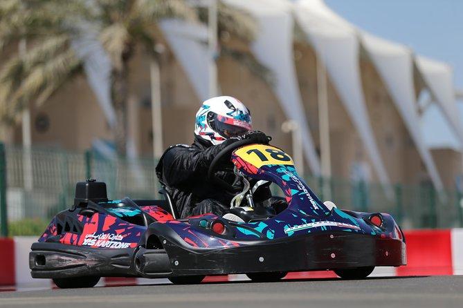 Yas Karting Abu Dhabi