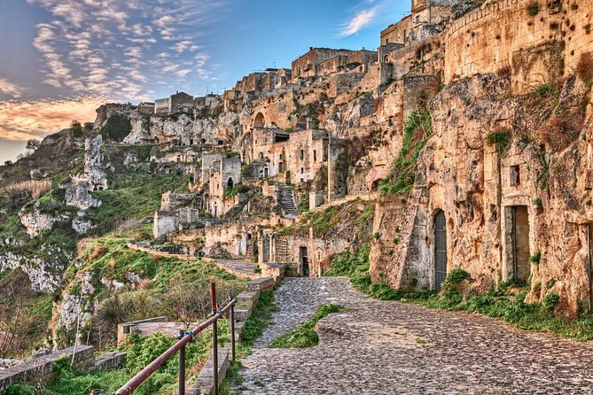Pompeii and Matera: 2 days private tour from Rome