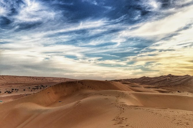 Desert experience - Private Wahiba sands full day tour